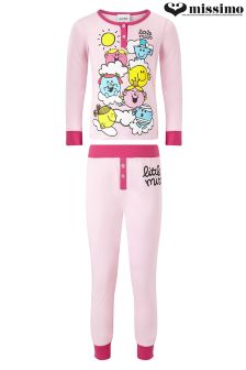 Missimo Girls Little Miss PJ Set