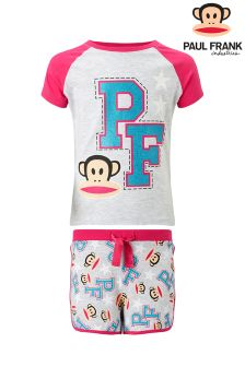 Paul Frank Kids Baseball PJ Set