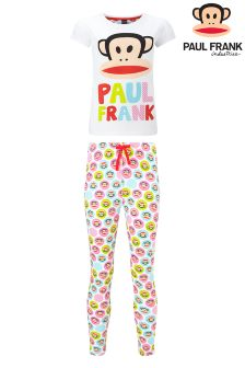 Paul Frank All Over Print Stretch PJ Set