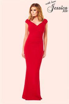 Jessica Wright Maxi Dress
