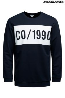 Jack & Jones Print Sweater