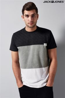 Jack & Jones Short Sleeve Tee With Crew Neck