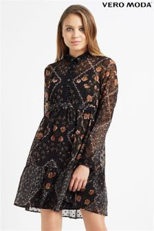 Vero Moda Floral Detail Dress