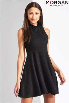 Morgan Fitted Sleeveless Dress