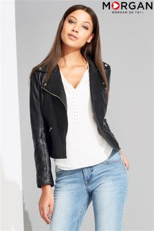 Morgan Essential Biker Jacket