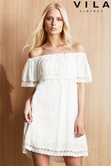 Vila Bardot Dress