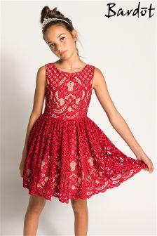 Bardot Junior Lace Party Dress
