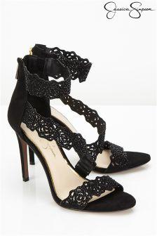 Jessica Simpson Cutout Sandals