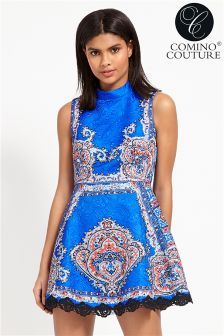 Comino Couture Vintage Dress