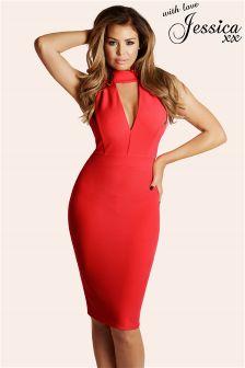 Jessica Wright Choker Dress