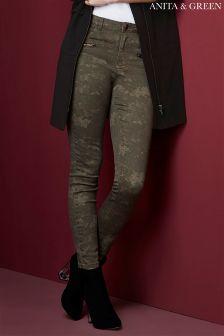 Anita & Green Camo Jeans