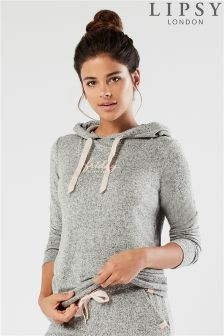 Lipsy Friday Slogan Hoody