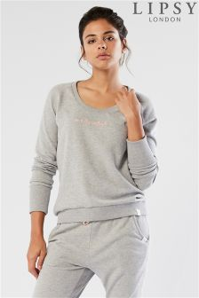 Lipsy Weekend Sweat Top