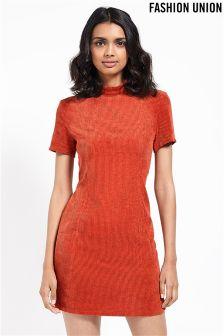 Fashion Union Cord Dress