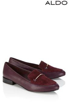 Aldo Dandy Suede Loafers