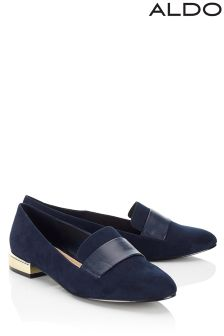 Aldo Round Toe Loafers