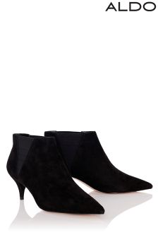 Aldo Low Heel Chelsea Ankle Boot