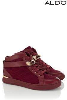 Aldo Lace Up Trainers