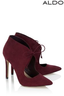 Aldo High Heel Pointy Toe Boots