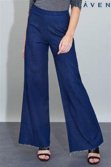 Waven Wide Leg Jeans