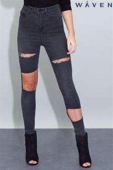 Waven Skinny High Rise Jean