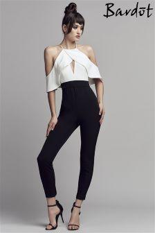 Bardot Contrast Jumpsuit