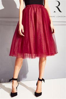 Rare Tutu Midi Skirt