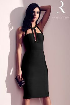 Rare Caged Bodycon Dress
