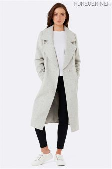 Forever New Maxi Cocoon Coat