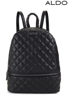 Aldo Zip Detail Quilted Backpack