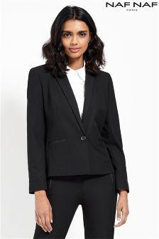 Nafnaf Tailored Smart Suit Jacket