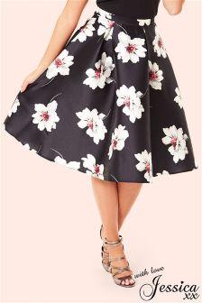 Jessica Wright Midi Skirt