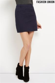 Fashion Union Denim Skirt
