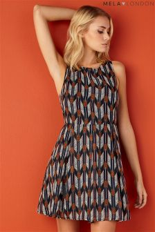 Mela Loves London Arrow Print Dress