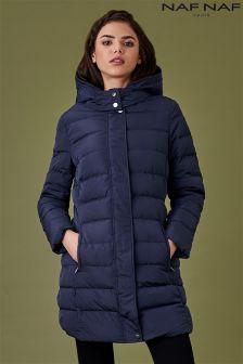Naf Naf Puffer Coat