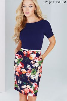 Paper Dolls Top Floral Dress