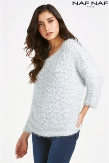Naf Naf Round Neck Jumper