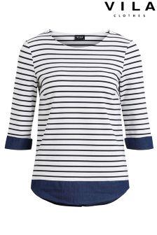 Vila Long Sleeve T-shirt