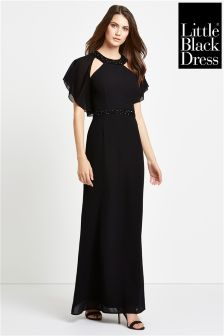 Little Black Dress Maxi Dress