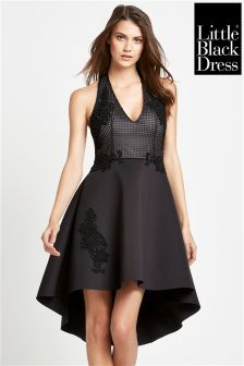 Little Black Dress Prom Dress