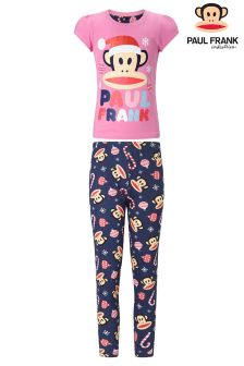 Paul Frank Kids Christmas Print Pyjamas