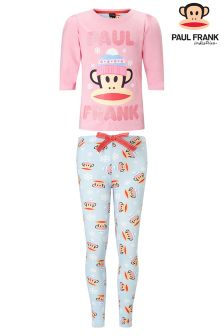 Paul Frank Christmas Print Pyjamas