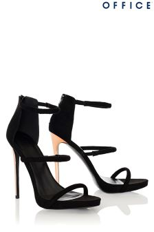 Office Barely There Platform Sandals