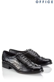 Office Patent Brogue