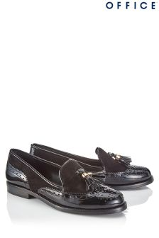 Office Tassel Front Loafer