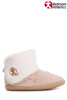 Bedroom Athletics Faux Fur Slippers