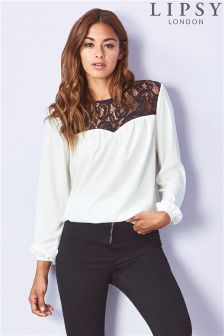 Lipsy Lace Blouse