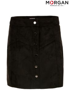 Morgan A Line Mini Skirt