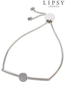 Lipsy Swarovski Toggle Bracelet