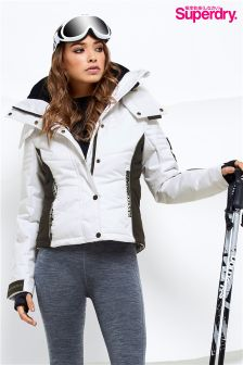 Superdry Snow Puffer Ski Jacket